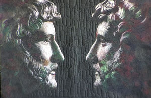 Beaatiful Faces, Hadrian Profiles, var. 11